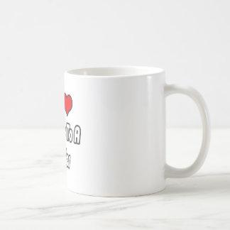 My Heart Belongs To A Golfer Mugs