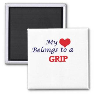 My heart belongs to a Grip Magnet