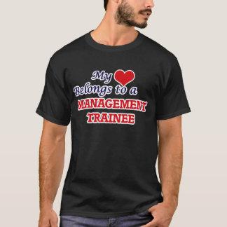 My heart belongs to a Management Trainee T-Shirt