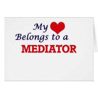 My heart belongs to a Mediator Card