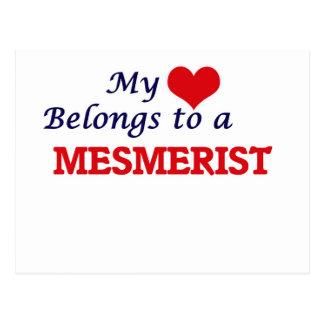 My heart belongs to a Mesmerist Postcard