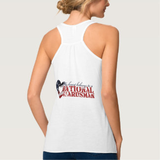 My heart belongs to a National Guardsman Tank Top