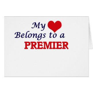 My heart belongs to a Premier Card