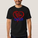 My Heart Belongs to a Sailor Shirt