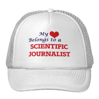 Scientific journalist