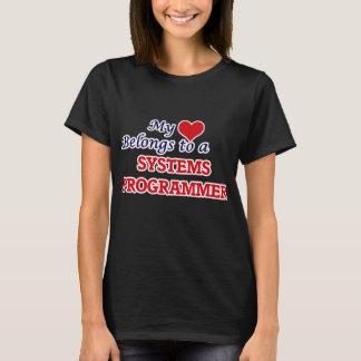 My heart belongs to a Systems Programmer T-Shirt
