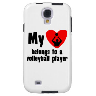 My Heart Belongs To A Volleyball Player