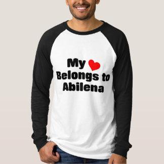 My heart belongs to Abilena T-Shirt