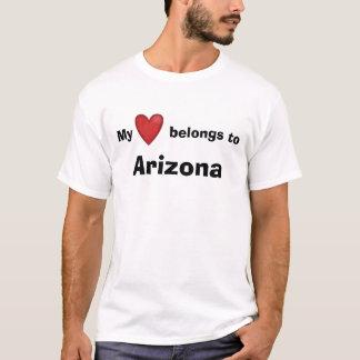 My Heart Belongs To Arizona T-Shirt