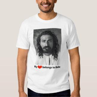 My heart belongs to Baba T-Shirt