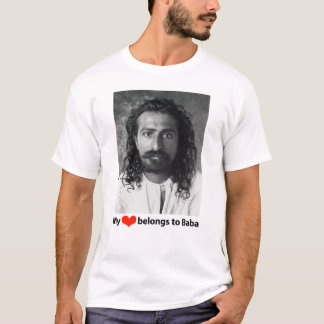 My heart belongs to Baba T-Shirt