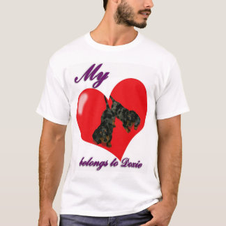 My Heart belongs to doxie T-Shirt