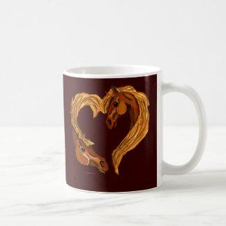 My Heart Belongs to Horses Mug