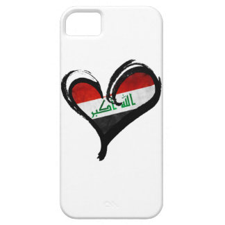 My heart belongs to Iraq <3 iPhone 5 Cover