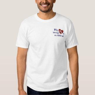 My Heart Belongs To My AMC'er II Tshirt