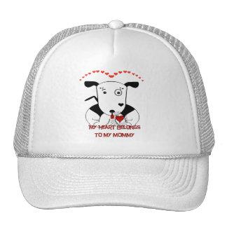 My Heart Belongs to My Mommy Hat