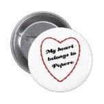 My Heart Belongs to Pepere (2) Pins
