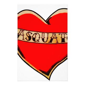My heart belongs to sasquatch stationery