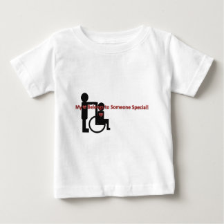My Heart Belongs To Someone Special Baby T-Shirt