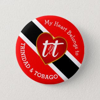 My Heart Belongs to T&T Button