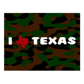 My heart belongs to Texas (2) Postcard