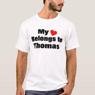 My heart belongs to Thomas T-Shirt