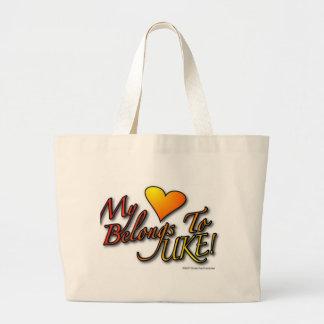 My Heart Belongs to UKE Designer Bag
