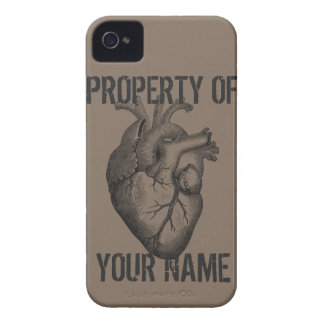 My Heart Belongs To You Case-Mate iPhone 4 Case