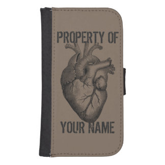 My Heart Belongs To You Phone Wallet