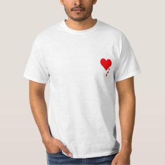 My Heart Bleeds... T Shirts
