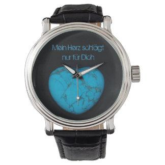 """""""my heart"""" by mysteryella wrist watches"""
