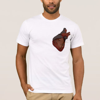 My Heart Cell Shaded T-Shirt