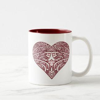"""""""My Heart"""" Ceramic Mug"""