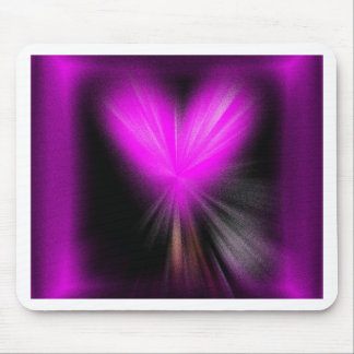 My Heart Explosion Mouse Pad