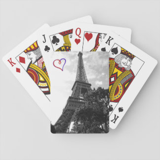 My Heart Goes Out To Paris Card Deck