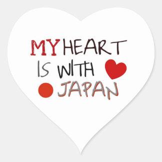 My heart ........ heart sticker