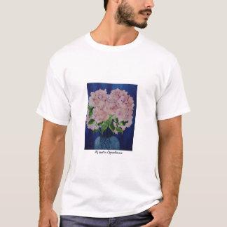 My heart in Chyrsanthemums T-Shirt