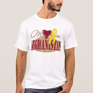 My Heart is in Afghanistan T-Shirt
