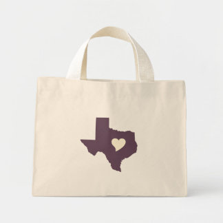 My heart is in Texas Bag