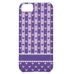 My heart is on the line iPhone 5C cases