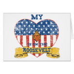 My Heart is on the Roosevelt Cards