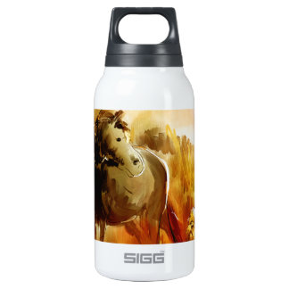 my heart is small SIGG thermo 0.3L insulated bottle