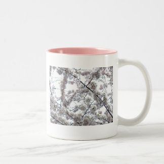 'My Heart is With Japan' Cherry Blossom Mug
