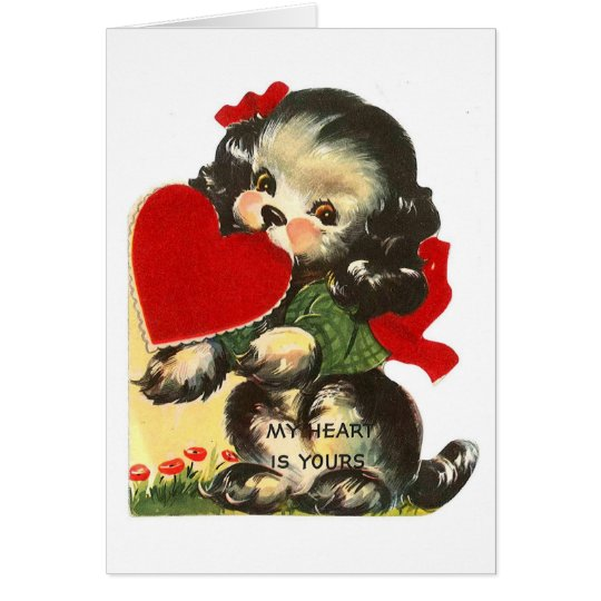 My Heart is Yours Card