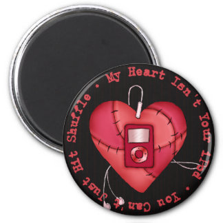 My Heart Isn't Your iPod Magnet