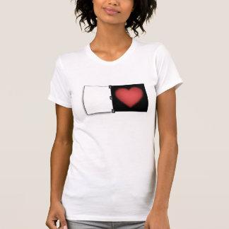 My heart Laid Bare Tee Shirt