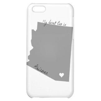 My Heart Lies in Arizona iPhone 5C Case