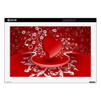 "My Heart..Loves 17"" Laptop Skin"