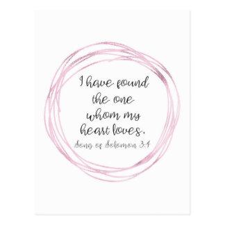 My Heart Loves Postcard
