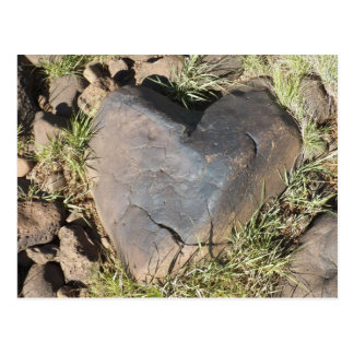 My Heart Rocks Postcard